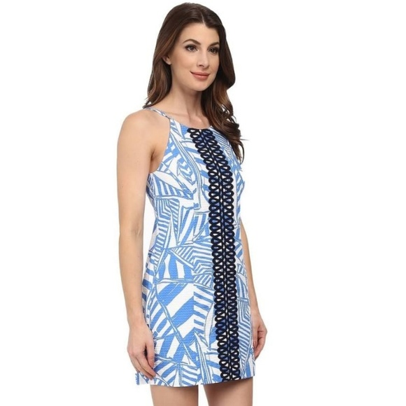 Lilly Pulitzer Dresses & Skirts - Lilly Pulitzer Annabelle Shift Dress Yacht Sea